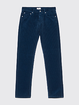 Stone Island 5-Pocket Corduroy Pants Avio Blue