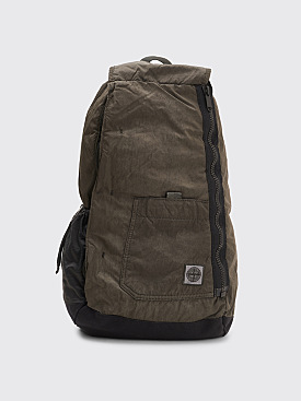 Stone Island GD Nylon Backpack Olive