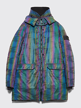 Stone Island Shadow Project Scarabeo Down Parka Iridescent