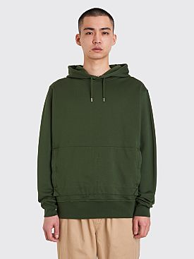 Stone Island Shadow Project Hooded Sweatshirt Bottle Green