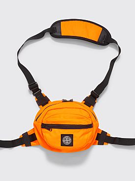 Stone Island Bum Bag Orange