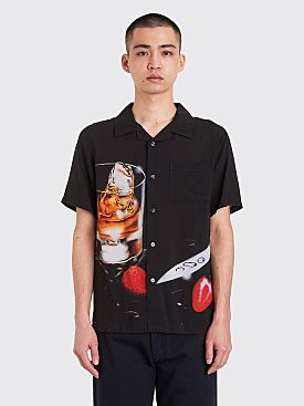 Stüssy Cocktail Shirt Black