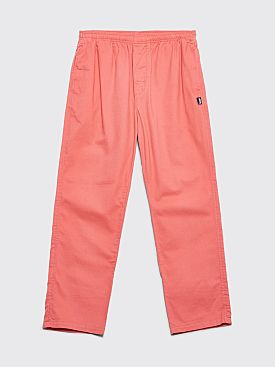 Stüssy OG Brushed Beach Pant Pink