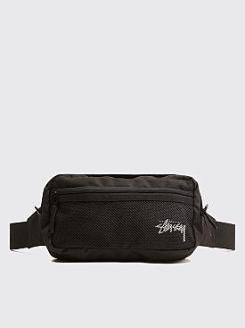 Stussy Stock Side Bag Black
