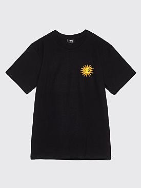 Stüssy International Sun T-Shirt Black