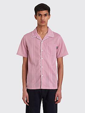 Stüssy Mesh Shirt Pink