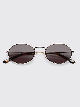 Sun Buddies Aaliyah Sunglasses Gold Tortoise