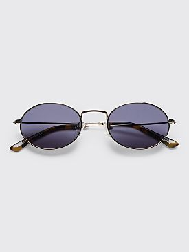 Sun Buddies Aaliyah Sunglasses Silver Tortoise