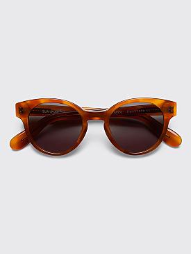 Sun Buddies Akira Sunglasses Caramel Tortoise