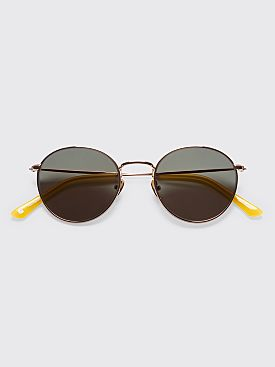 Sun Buddies for Carhartt WIP Jean Sunglasses Rose Gold