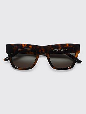 Sun Buddies for Carhartt WIP Shane Sunglasses Tortoise