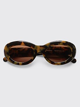 Sun Buddies Courtney Sunglasses Blond Tortoise