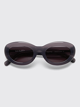Sun Buddies Courtney Sunglasses Milky Grey