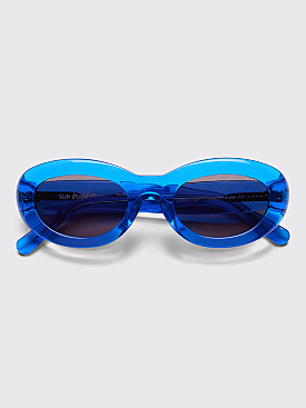 Sun Buddies Courtney Sunglasses Silicon Valley Blue