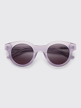 Sun Buddies Edie Sunglasses Milky Shy Lavender