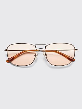 Sun Buddies Giorgio Sunglasses Gold / Caramel Tortoise