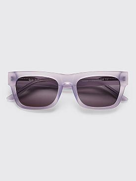 Sun Buddies Greta Sunglasses Milky Shy Lavender