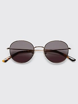 Sun Buddies Ozzy Sunglasses Gold Tortoise