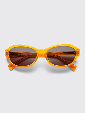 Sun Buddies Wesley Sunglasses Safety Orange