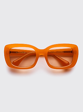 Sun Buddies x Eckhaus Latta Junior Sunglasses Cinnamon