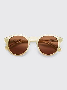 Sun Buddies Zinedine Sunglasses Milky Citrus