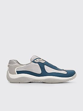 Prada Sneakers Teal / Grey