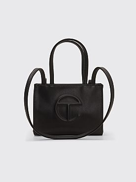 Telfar Small Shopping Bag Black