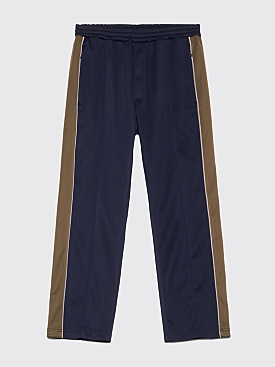 Très Bien Athlete Trousers Dual Fabric Navy / Olive