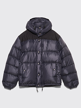 Très Bien x Crescent Down Works Hooded Puffer Jacket Black