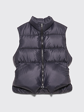 Très Bien x Crescent Down Works Gilet Black