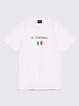 Très Bien Souvenir Il Trebbio T-Shirt White