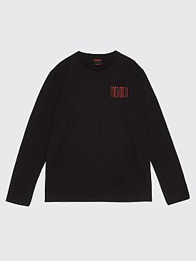 Très Bien Souvenir Stretch LS T-Shirt Black