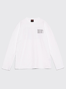 Très Bien Souvenir Stretch LS T-Shirt White
