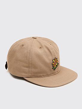 Tres Bien Sunflower Hat Beige