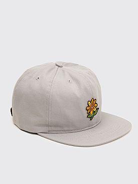 Tres Bien Sunflower Hat Grey