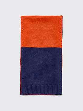 Très Bien Knit Scarf Stripe Multi Color