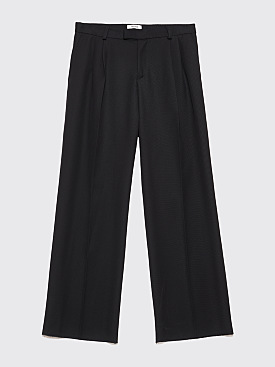 Très Bien Volume Pants Wool Black