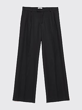 Très Bien Volume Pants Wool Black