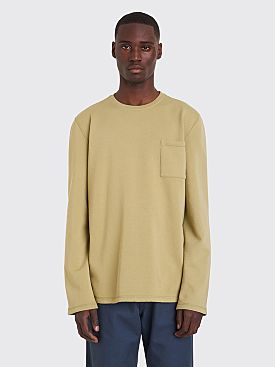 Très Bien Army Sweatshirt Weeping Willow