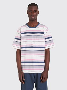 Très Bien Volume T-shirt Stripe Downtown Multicolor