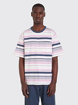 Très Bien Volume T-shirt Stripe Downtown Multicolor