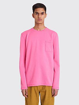Très Bien Army Sweatshirt Azalea Pink
