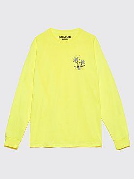 Très Bien Souvenir LS T-Shirt Sunflower Safety Yellow