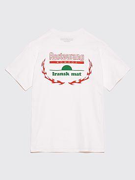 Très Bien Souvenir T-Shirt Nowroz White