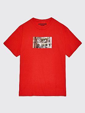 Très Bien Souvenir T-Shirt Cache Red