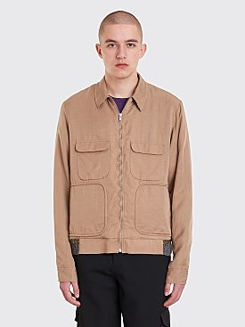 Undercover Everyone Lost Their Maps Jacket Beige