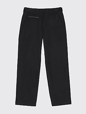Undercover Zipper Pocket Trousers Black