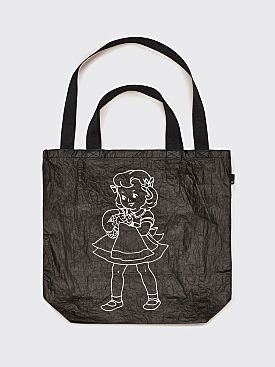 Undercover Doll Tote Bag Black