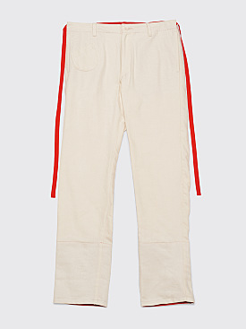 Undercover Folded Cuffs Pants Ivory