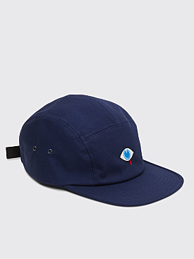 Undercover Cosmik Waters Cap Navy